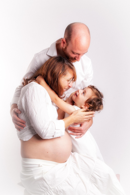 l'arrivée de bébé - Instants d'images